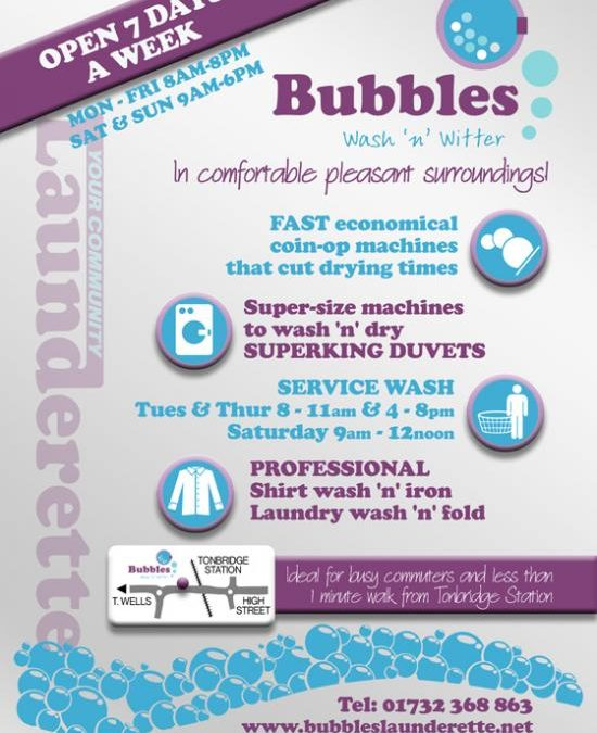 Bubbles Promotional