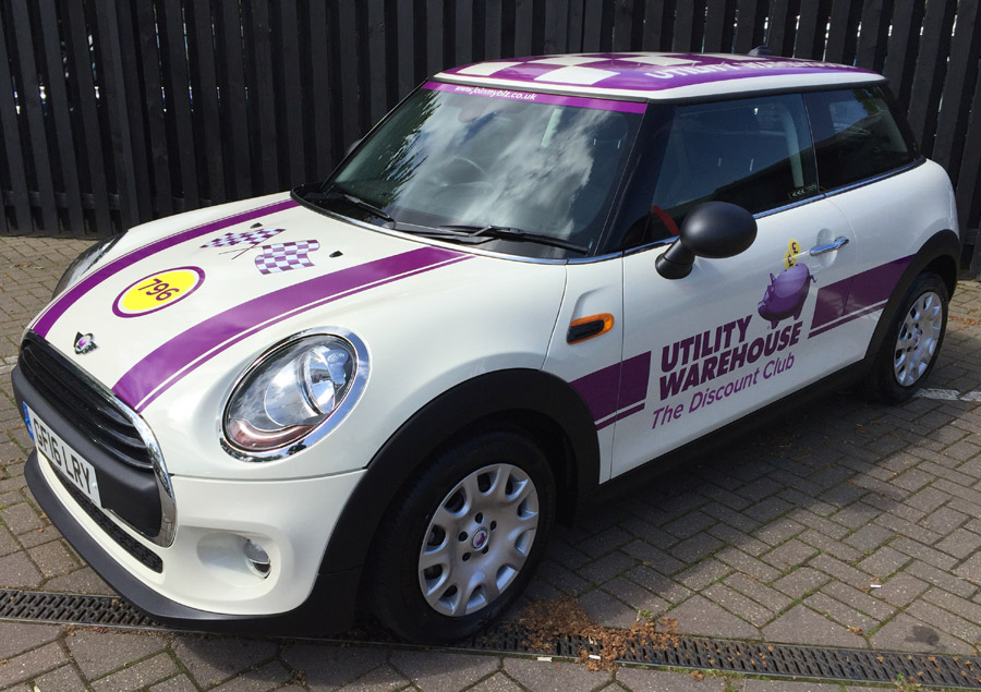 The Utility Warehouse Minis