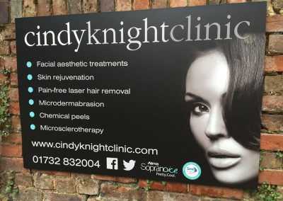 Cindy Knight Sign