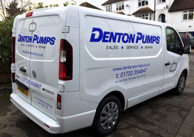 Denton Pumps